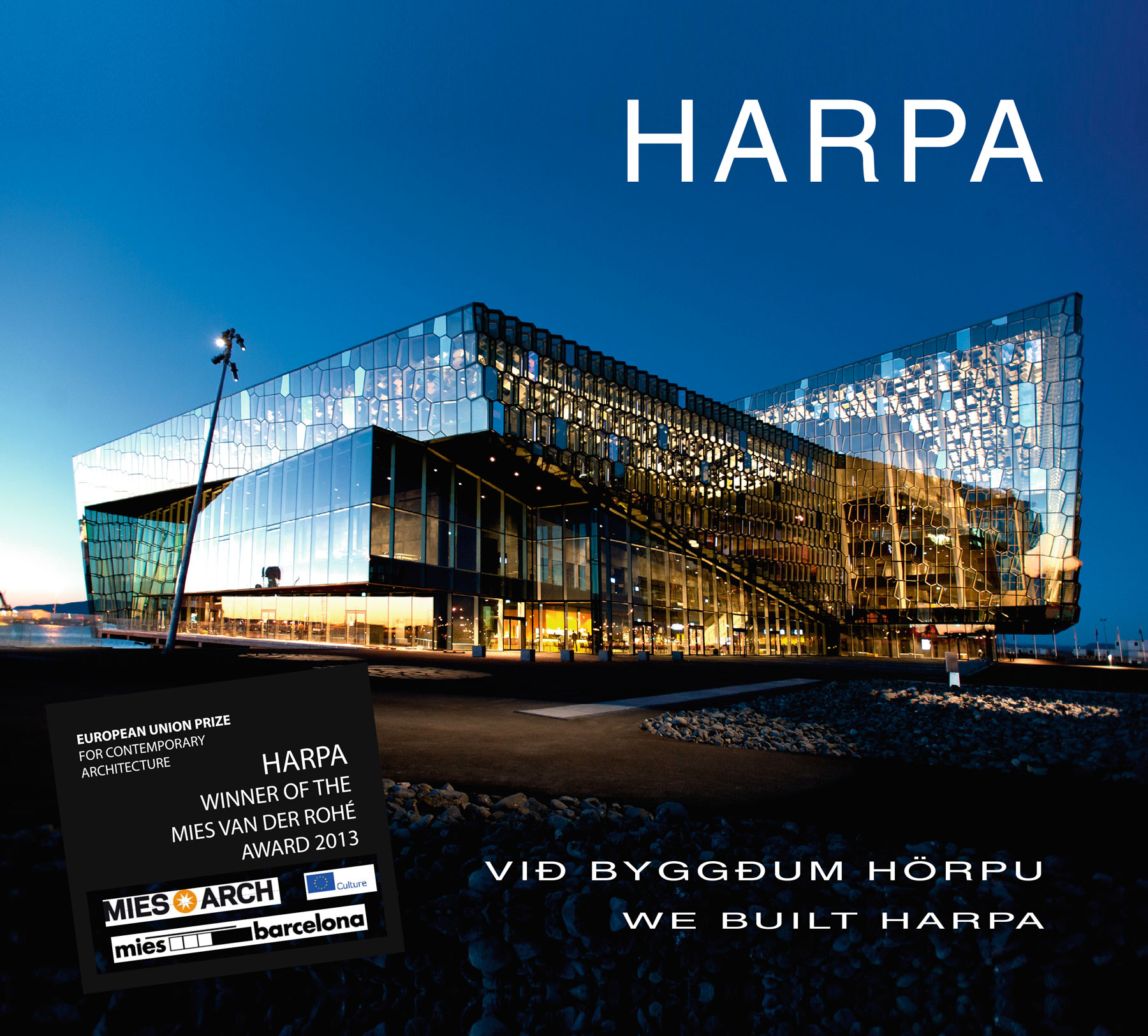 We built Harpa