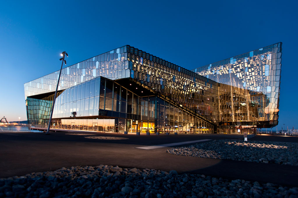 Harpa Concert Hall And Conference Centre 205 Av