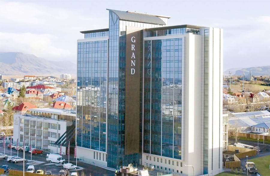 Grand Hotel Reykjavik Iceland